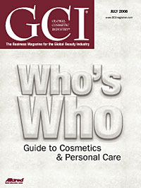 Global Cosmetic Industry July 2008
