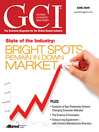 Global Cosmetic Industry June 2009