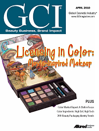 Global Cosmetic Industry April 2010