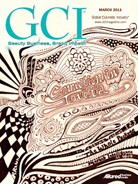 Global Cosmetic Industry March 2011