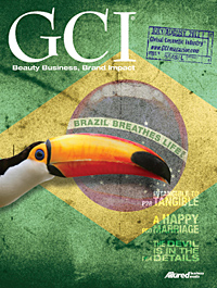 Global Cosmetic Industry July 2011 cover