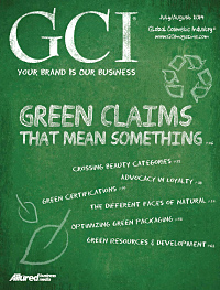 Global Cosmetic Industry July 2014