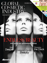 Global Cosmetic Industry November 2016 cover