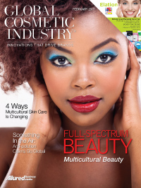 Global Cosmetic Industry February 2017 cover