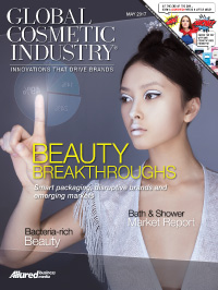 Global Cosmetic Industry May 2017 cover