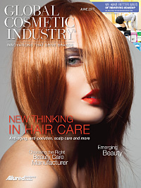 Global Cosmetic Industry June 2017 cover