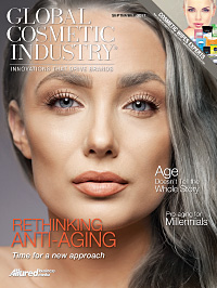 Global Cosmetic Industry September 2017 cover