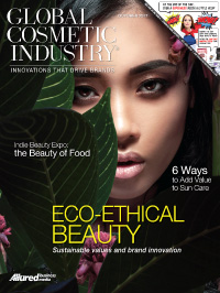 Global Cosmetic Industry October 2017 cover