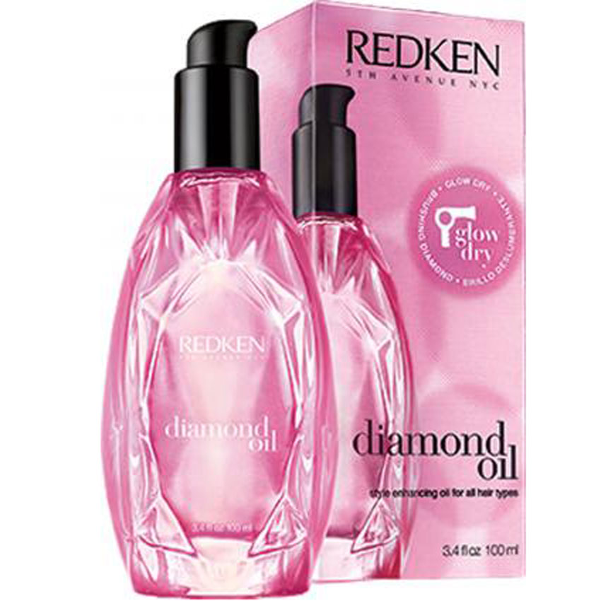 Glow Dry Style Enhancing Blow-Dry Oil by Redken
