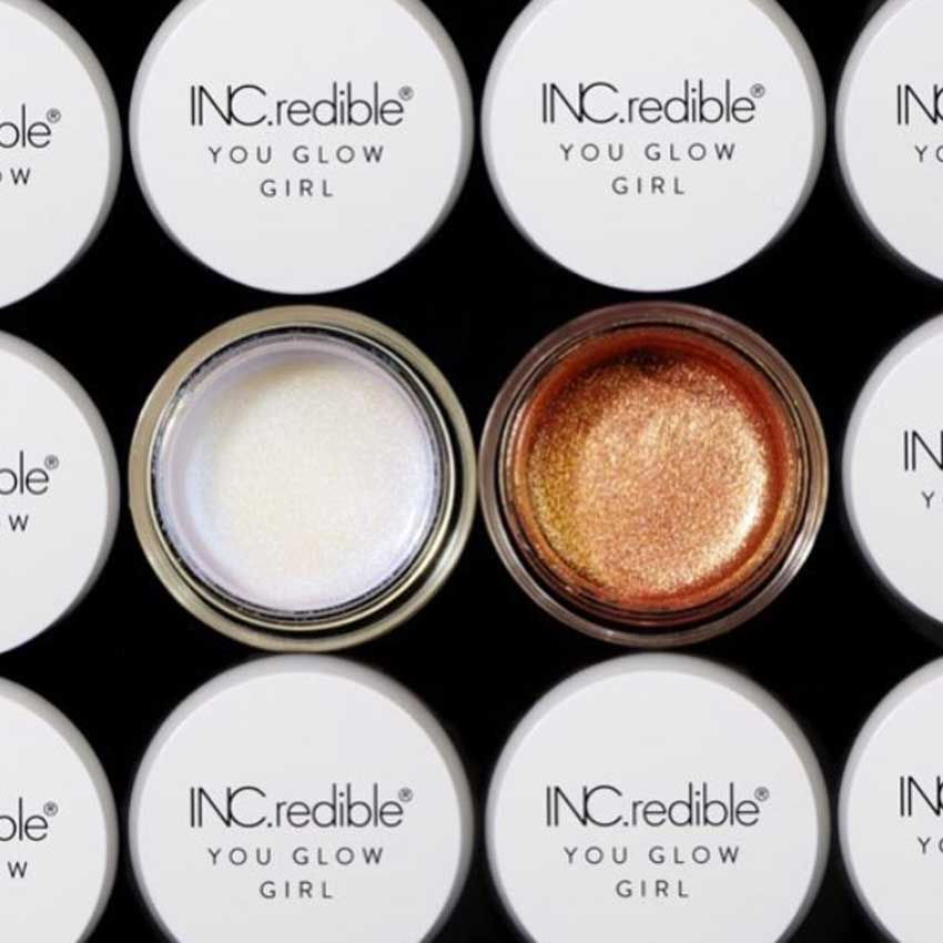 Inc.redible's You Glow Girl Iridescent Jelly