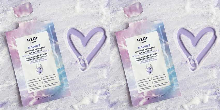 H2O PLUS Rapids Soothing Probiotic Bubble Mask