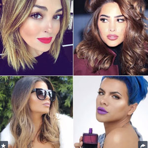MAC Collaborates with 10 Beauty Influencers