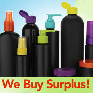 Do you have excess packaging? We buy surplus!