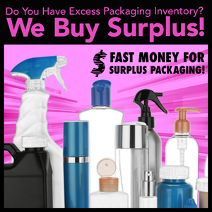 Buried in Excess Packaging? Get Cash for Your Surplus