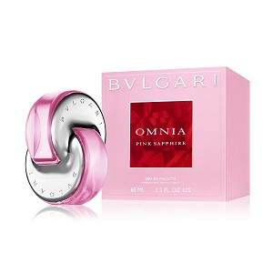 Bvlgari Parfums Launches Omnia Pink Sapphire
