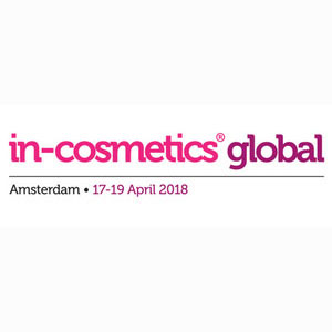 New Features Take the Spotlight at in-cosmetics Global