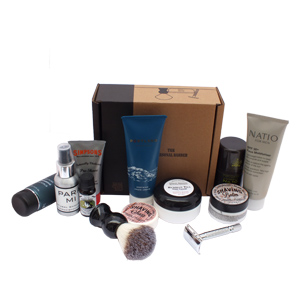 Men: Mystery Boxes will 180 Your Shaving Routine