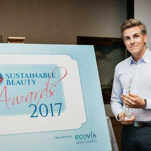 AAK Honored with Sustainability Pioneer Award